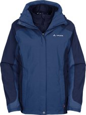 Vaude Women's Kintail 3in1 Jacket III Sailor Blue