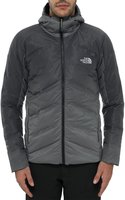 The North Face Men's FuseForm Dot Matrix Hooded Down Jacket Tnf Black Tri Matrix
