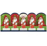 Lindt Mini Weihnachtsmänner mit Perforation (50g)