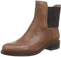 Clarks Marquette Wish dark tan leather