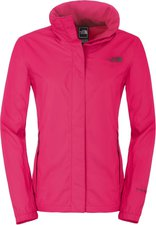 The North Face Women's Resolve Jacket Melon Red
