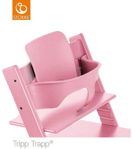 Stokke Tripp Trapp Babyset soft pink