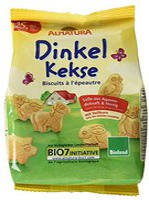 Alnatura Dinkel Kekse Bauernhof (125g)