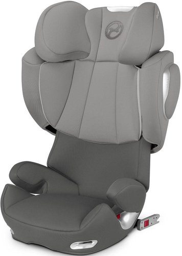Cybex Solution Q2-Fix Manhattan Grey