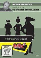 Fritz Trainer: Schachtaktik 3 - Die Techniken im Opferangriff (PC)