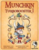 Pegasus Munchkin - Turbobooster 1