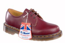 Dr. Martens 1461 Womens cherry red