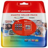 Canon CLI-526 Photo Value Pack (4540B017)