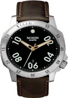Nixon Ranger Leather schwarz/braun (A508-019)