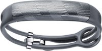 Jawbone UP2 Gunmetal Hex Lightweight Thin Strap