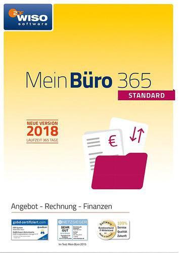 Buhl Data WISO Mein Büro 2016 (365 Standard)