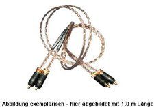 Kimber Timbre Stereo XLR / Cinch-Kabel (0,5m)