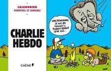 Editions du Chêne Kalendar Charlie Hebdo