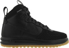 Nike Lunar Force 1 Duckboot black/metallic silver/anthracite/black