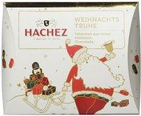 Hachez Weihnachts-Truhe (150g)