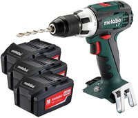 Metabo BS 18 LT Set (3 x 4,0 Ah) (6.021029.60)