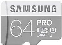 Samsung PRO microSD UHS-I U3