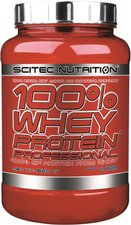 Scitec Nutrition 100% Whey Protein Professional Vanille Birne 920g
