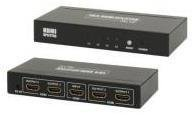 shiverpeaks 77458-4K-SPP HDMI Splitter 1:4 4K2K