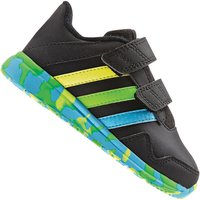 Adidas Snice 4 I core black/bright cyan/flash green