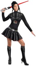 Rubies Darth Vader Lady Dress Adult XS (3887128)