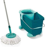 Leifheit Set Clean Twist Mop mit Rollwagen