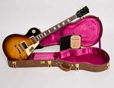Gibson Custom 1958 Les Paul True Historic Vintage Dark Burst
