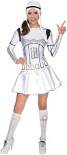 Rubies Stormtrooper Lady Dress Adult L (3887129)