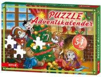 Roth Edition Puzzle-Adventskalender für Minis (80224)
