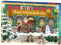 Roth Edition Memo-Adventskalender für Kinder (80225)