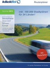 klickTel Routenplaner Sommer 2015 (Download)