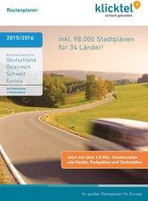 klickTel Routenplaner 2015/2016 (Download)