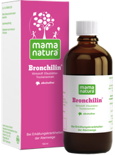 DHU 	  MAMA natura Bronchilin Hustensaft (100 ml)