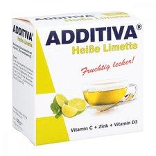 Scheffler Additiva Heiße Limette Pulver (120 g)
