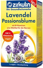 Zirkulin Lavendel Passionsblume Kapseln (30 Stk.)