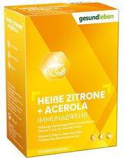 GEHE Gesund Leben Heiße Zitrone + Acerola Pulver (20 Stk.)
