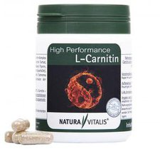 Natura Vitalis High Performance L Carnitin Kapseln (120 Stk.)
