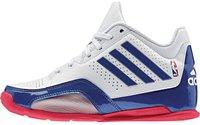 Adidas 3 Series 2015 NBA K white/collegiate royal/scarlet
