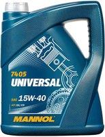 Mannol Universal 15W-40 (5 l)