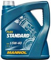 Mannol Standard 15W-40 (4 l)