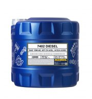 Mannol Diesel 15W-40 (7 l)