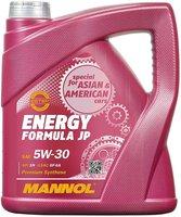 Mannol Energy Fomula JP 5W-30 (4 l)
