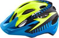 Alpina Eyewear Carapax Jr. Flash blue-black-green