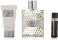 Christian Dior Eau Sauvage set (EdT 100ml+ SG 50ml + Mini)