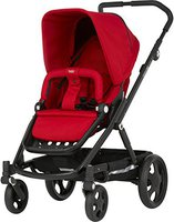 Römer Britax Go Flame Red