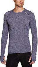 Odlo Revolution TW Warm Shirt l/s Men grey melange