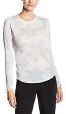 Odlo Vallée Blanche Warm Shirt l/s Women snow white