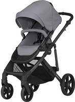 Römer Britax B-Ready Steel Grey