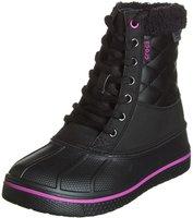 Crocs AllCast Waterproof Duck Women's (16035) black/viola