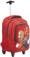 Samsonite Marvel Wonder Backpack on Wheels Avengers Triangle